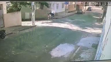 Bairro Independência, em Cachoeiro, enfrenta onda de assaltos - Dois flagrantes foram feitos no mesmo dia.