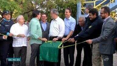 Primeiro Laboratório Integrado de Segurança Pública foi lançado ontem - Saiba mais em g1.com.br/ce