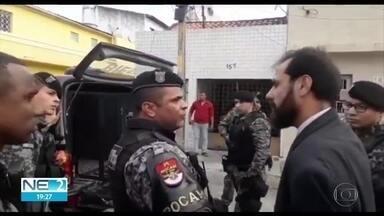 Advogado é detido após tumulto no Agreste de Pernambuco e OAB pede afastamento de PMs - OAB acredita que houve abuso de autoridade.