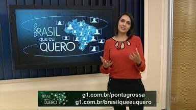 Que Brasil você quer para o futuro? - Grave um vídeo e mande pra gente!