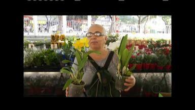 Festa das Flores é realizada em Governador Valadares; confira a programação - Evento conta com mais de 200 espécies de plantas e deve atrair cerca de 30 mil pessoas até dia 15 de julho.