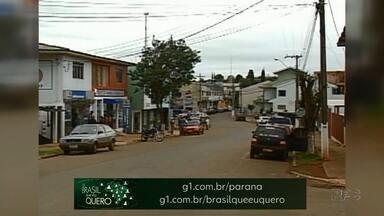 Moradores de Cantagalo podem participar da campanha Brasil Que eu Quero - Envie seu vídeo dizendo o que espera para o futuro do país.