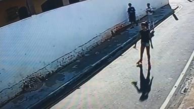 Polícia Civil conclui inquérito sobre morte da menina Vitória Gabrielly em Araçariguama - A Polícia Civil concluiu o inquérito sobre a morte da menina Vitória Gabrielly, de 12 anos, em Araçariguama (SP). O caso foi entregue ao Ministério Público em São Roque (SP) nesta quinta-feira (5).