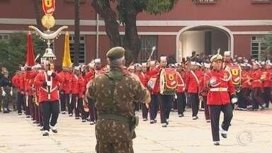 Cerimônia em Sorocaba homenageia Dia da Revolução Constitucionalista - Uma cerimônia foi realizada nesta sexta-feira (6), em Sorocaba, para homenagear o Dia da Revolução Constitucionalista.