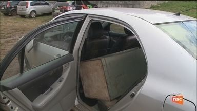 Casal de idosos é morto durante assalto em Novo Horizonte - Casal de idosos é morto durante assalto em Novo Horizonte
