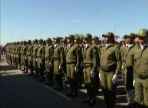 Quase 2 mil PMs formados passam a integrar forças da segurança no Pará - Na região metropolitana, são 498 novos policiais nos batalhões.