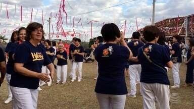 98º Shokonsai é realizado em Álvares Machado - Mais de 3 mil pessoas participaram da programação.