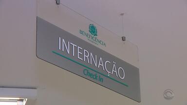 Associação assina contrato para assumir Hospital Beneficência Portuguesa, em Porto Alegre - Instituição deve retomar atividades a partir do dia 1° de agosto. Funcionários devem ser mantidos pela nova gestora.