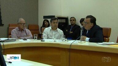 Vereadores ouvem presidente da Agência de Turismo em Goiânia - Políticos apuram obras paradas em CEI na Câmara Municipal.