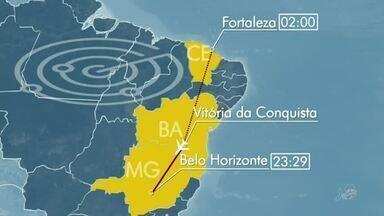 Manobra brusca em avião com destino a Fortaleza causa pânico nos passageiros - Confira mais notícias em g1.com.br/ce