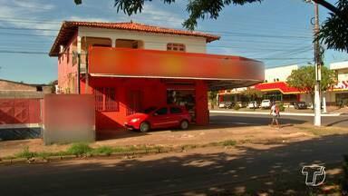 Polícia investiga assalto em distribuidora onde bandidos levaram mais de R$ 10 mil - Assalto aconteceu na madrugada desta segunda-feira (09), em Santarém.
