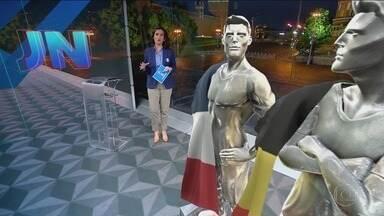 Jornal Nacional - Íntegra 09 Julho 2018 - As principais notícias do Brasil e do mundo, com apresentação de William Bonner e Renata Vasconcellos.
