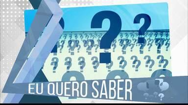 Eu Quero Saber: dúvidas sobre direito trabalhista, doméstico e previdenciário - Paulo Souto tira dúvidas dos telespectadores sobre Direito Doméstico, Trabalhista e Previdenciário.