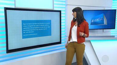 #TamojuntoBMD: Jéssica mostra comentários feitos por internautas no Twitter - Confira as mensagens.