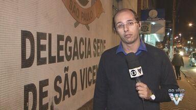 Passageiro de ônibus morto por bala perdida é sepultado - Caso ocorreu no bairro Itararé, em São Vicente.