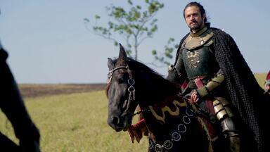 Confira os bastidores da batalha entre Lastrilha e Montemor - Alexandre Borges e Marcello Airoldi mostram o que rolou nas gravações