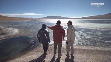A Chegada Em São Pedro Do Atacama