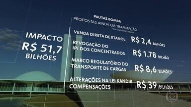 Congresso derruba proibição de reajuste de salários de servidores no ano que vem - Parlamentares também tiraram da LDO dispositivo que previa que o governo deveria reduzir gastos de custeio.