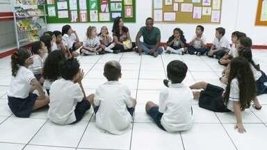 Hoje é dia de Homem: nossos meninos - Alexandre Henderson mostra que a igualdade se aprende desde cedo
