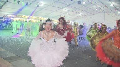 Festa das Nações é opção de diversão em São Vicente - Evento ocorre na Praia do Itararé, com apresentação das tradicionais quadrilhas.