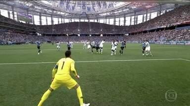 Com a melhor campanha da Copa, França conta com experiência na zaga e juventude no ataque - Com a melhor campanha da Copa, França conta com experiência na zaga e juventude no ataque