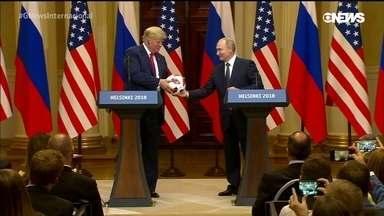 O encontro de Trump e Putin e seus desdobramentos