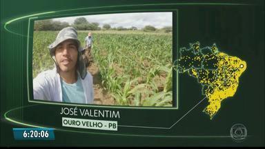 BRASIL QUE EU QUERO: Seja porta voz do seu município - Envie seu vídeo.