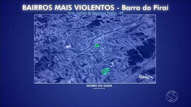 Casos de feminicídio chocam moradores de Barra do Piraí, RJ - Nos últimos três meses, dois casos de violência contra a mulher foram registrados na região.