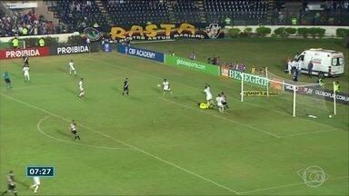 Confira os gols de Vasco e Fluminense - Ficou 1 a 1.