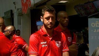 CRB viaja para enfrentar o Juventude na Série B - Jogo acontece em Caxias do Sul.
