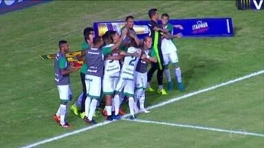 Gols da Série B: Criciúma vence Londrina e Goiás supera Sampaio Correia - Gols da Série B: Criciúma vence Londrina e Goiás supera Sampaio Correia