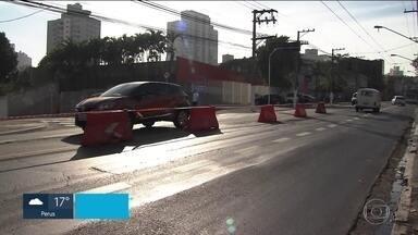 Depois de mais de um mês de intervenções, começa a mudança no trânsito da Av. Celso Garcia - A avenida é uma das mais importantes da cidade. Vai do Largo da Concórdia, no Brás, até a avenida Aricanduva, na região da Penha.