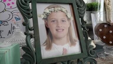 Morte de menina gera lei na Argentina que torna todos os cidadãos doadores - Lei Justina foi aprovada por unanimidade no Congresso argentino. Campanha foi lançada após pais perderem filha que esperava por coração compatível.