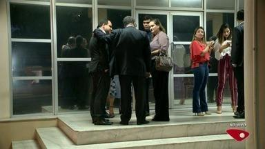 Colegas pedem emprenho em investigação sobre morte de advogado criminalista no ES - Eles se reuniram com o secretário de segurança do Estado.