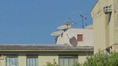 Condomínios verticais precisam de antena coletiva pra receber o sinal digital - Condomínios verticais precisam de antena coletiva pra receber o sinal digital.