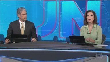 Jornal Nacional - Íntegra 23 Julho 2018 - As principais notícias do Brasil e do mundo, com apresentação de William Bonner e Renata Vasconcellos.