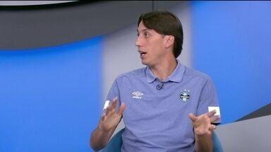 Geromel fala sobre o clima no vestiário após eliminação do Brasil da Copa do Mundo
