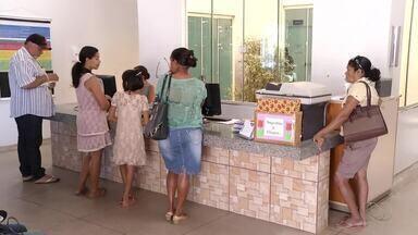 Moradores cobram atendimento na unidade de saúde do Jardim Aureny III - Moradores cobram atendimento na unidade de saúde do Jardim Aureny III