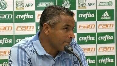 Roger Machado é demitido do Palmeiras depois de derrota para o Fluminense - Roger Machado é demitido do Palmeiras depois de derrota para o Fluminense