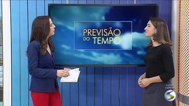 Meteorologia prevê tarde de sol no Sul do Rio - temperaturas permanecem altas e não há possibilidade de chuva.