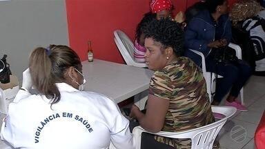 MPF deve se concentrar em 3 pontos para discutir situação dos haitianos em Corumbá - Município virou rota de entrada de haitianos no Brasil. Muitos ficam na cidade e não conseguem uma vida melhor.