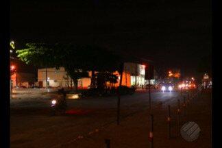 Com recurso da iluminação desviado, população de Marituba, no Pará, sofre com a escuridão - Polícia prendeu nove pessoas suspeitas de fraudar licitações e superfaturar serviços de iluminação pública no município.