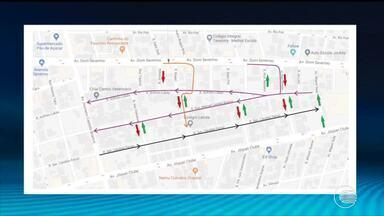 Fique atento para mudanças no trânsito da Zona Leste - Fique atento para mudanças no trânsito da Zona Leste