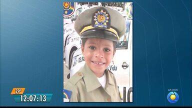 Ossada encontrada em mata de João Pessoa é de menino Guilherme, diz IPC - Exame confirmou que ossada recolhida em mata é de criança que estava desaparecida há 5 meses.