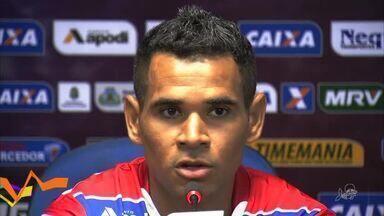 Fortaleza tem Éderson para o restante da temporada como a esperança de gols - Fortaleza tem Éderson para o restante da temporada como a esperança de gols