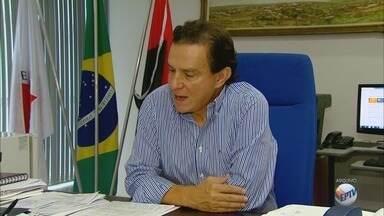 Ex-prefeito Ataíde Vilela se entrega e está no presídio de Passos (MG) - Ex-prefeito Ataíde Vilela se entrega e está no presídio de Passos (MG)