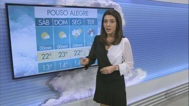 Veja a previsão do tempo para esta sexta-feira (27) - Veja a previsão do tempo para esta sexta-feira (27)