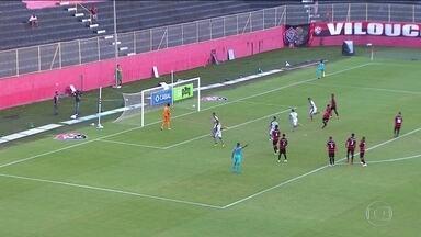 Botafogo é derrotado pelo Vitória no Sub-20 da Taça BH - Vitória venceu o Botafogo por 3 a 1 e avança para as semifinais da Taça BH.