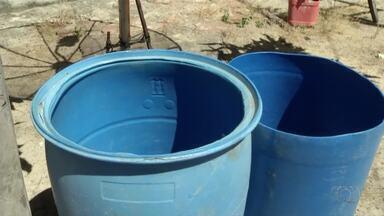 Assentamento segue sem instalação de bomba d`água - Assentamento segue sem instalação de bomba d`água