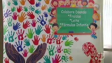 Projeto arrecada leite e massas para crianças portadoras do vírus HIV - O Projeto Vertical realiza no dia 27 de julho o dia D da campanha em Santarém.